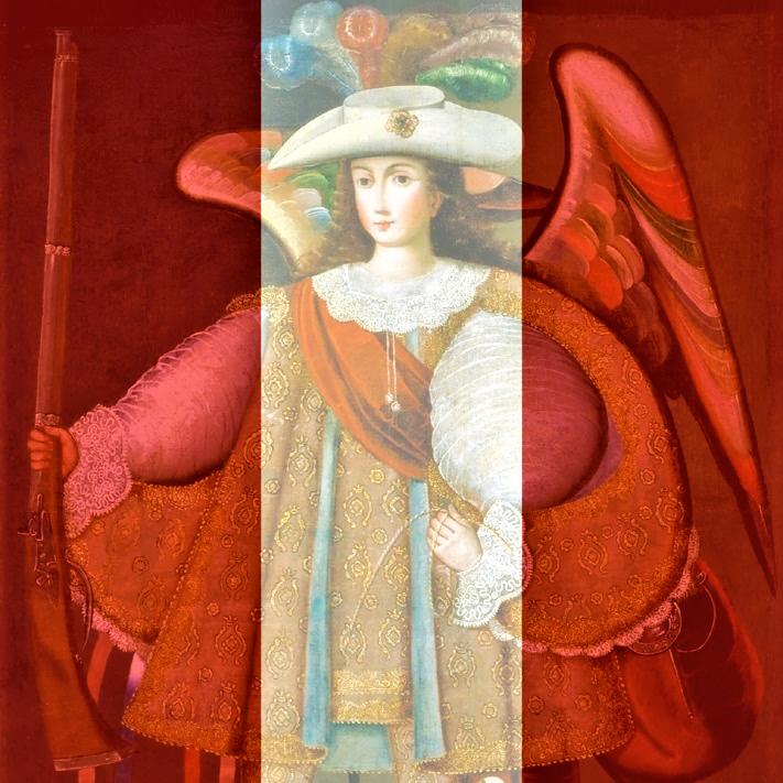 Arcangel Isabela Basombrio 4