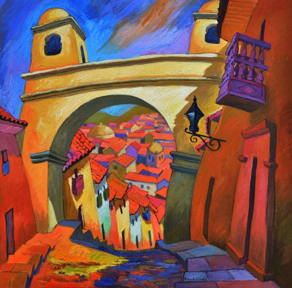Arco de Santa Ana