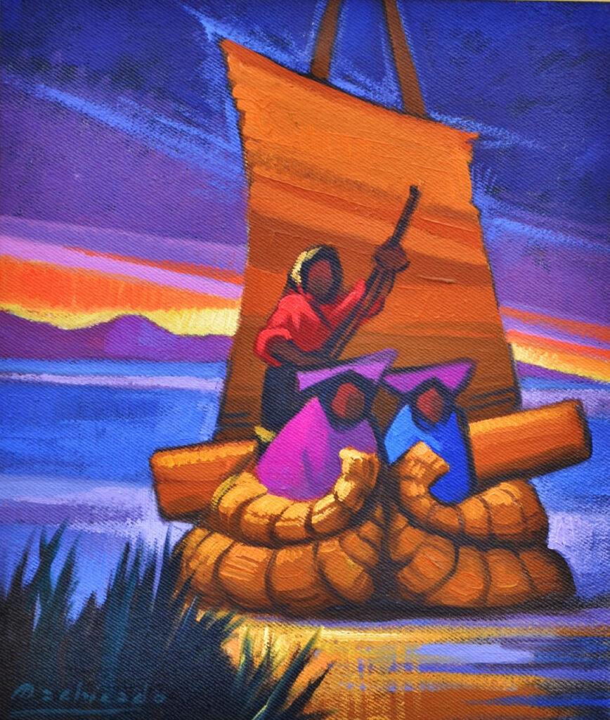 Balsita del Titicaca