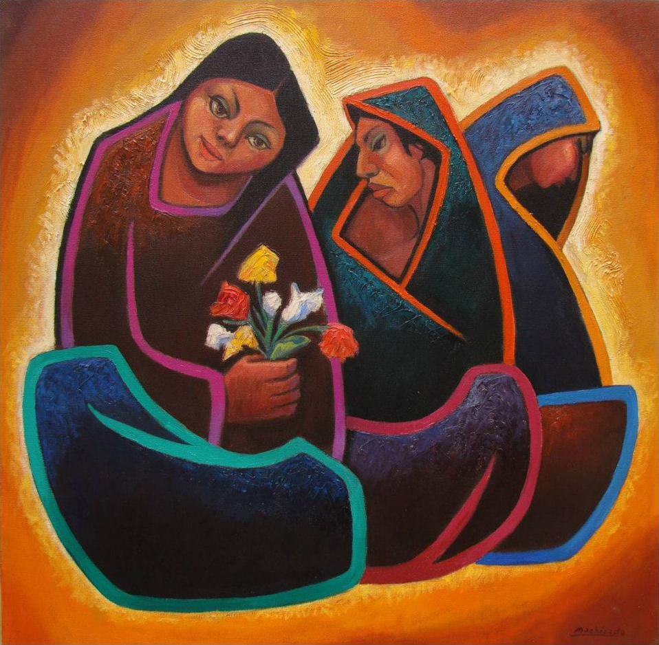 Mujeres Aymara